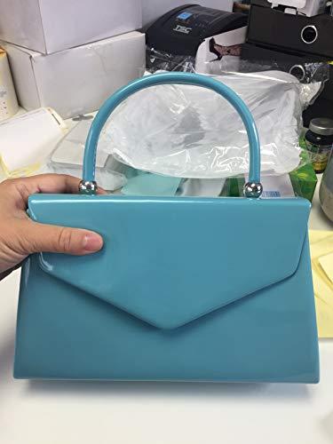 Evening Handbag S Mint 088 Cross Leahward Wedding Purser Bag Top Body Bags Women's Clutch qzfpgSfW4c