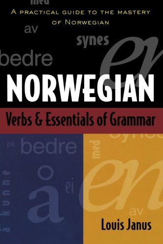Norwegian Verbs And Essentials of Grammar by McGraw-Hill