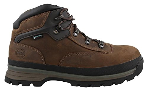 and Euro Shoe Toe Waterproof Construction Alloy PRO Brown Men's Hiker Industrial Timberland ETnv8qff