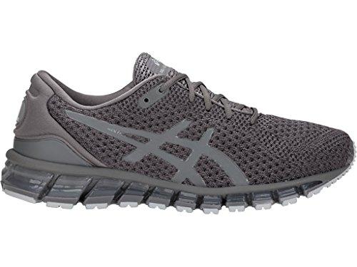 ASICS Gel-Quantum 360 Knit 2 Men's Running Shoe, Carbon/Dark Grey, 11 M US