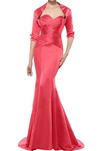 Missdressy - Vestido - para mujer Wassermelone