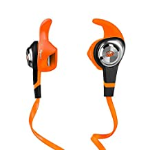 Monster iSport Strive In-Ear Headphones-Orange