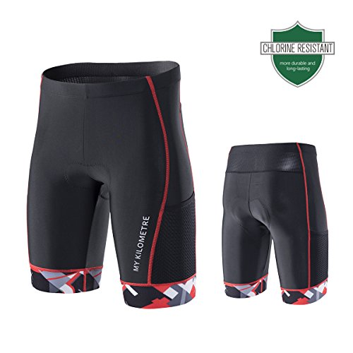 (MY KILOMETRE Triathlon Shorts Mens 9