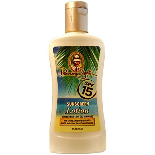 (Panama Jack Spf#15 Sunscreen Lotion 6 Ounce (177ml) (3)