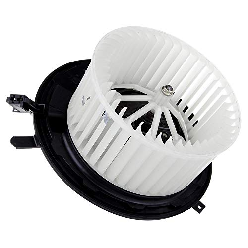 - cciyu HVAC Heater Blower Motor with Wheel Fan Cage 75896 Air Conditioning AC Blower Motor fit for 2012 BMW 120i /2008-2013 BMW 128i /2008-2013 BMW 135i /2006 BMW 325i /2006 BMW 325xi