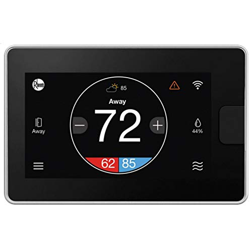 Rheem RETST700SYS – EcoNet Gen 3 Smart Thermostat, 4.3″ LCD Touch Screen, Built-In Wifi