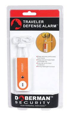Amazon.com: Dóberman Traveler Defense Alarma de Seguridad ...