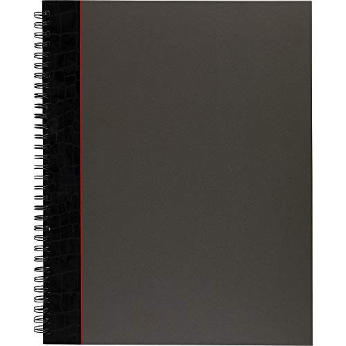 Staples Business Cards - M by Staples¢Business Notebooks, Coilbound, 6