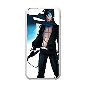 iphone 5c phone case White Black Rock Shooter TTG7937824