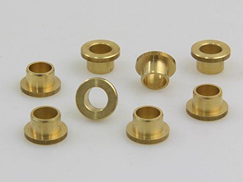 Brass Door Bushing New Compatible Set Fits DATSUN 200SX 510 B110 B210 620 720 810; 1968-1985