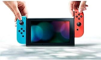Nintendo Switch - Consola color Azul Neón/Rojo Neón + Pokémon ...