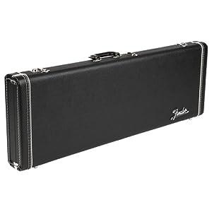Amazon Com Fender Strat Tele Left Handed Case Musical