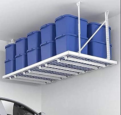 Amazon Com Mdr Overhead Garage Storage Rack Garage Storage