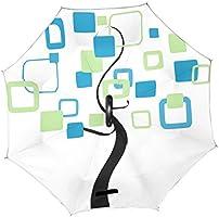 amazon com double layer inverted family tree genealogy