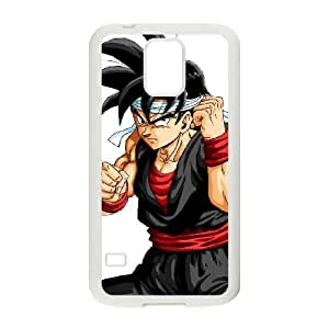 Samsung Galaxy S5 Cell Phone Case Covers White Dragon Ball Gt With Nice Appearance