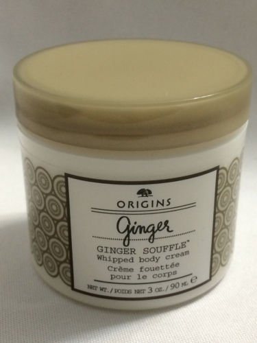 (Origins Ginger Souffle Whipped Body Cream 3 Oz./ 90 Ml Travel Size)