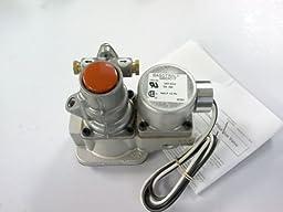 Baso G92CAC-7 Combination Gas Valve Montague 1028-6 120V
