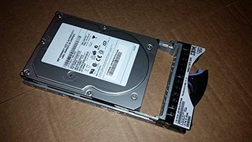 (IBM Hard Drive 146Gb 15K Fc Hard Drive Disk Ds6800 22R1558 St31467007Fc W/Tray)