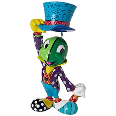 Disney by Britto from Enesco Jiminy Cricket Figurine 7.75 IN