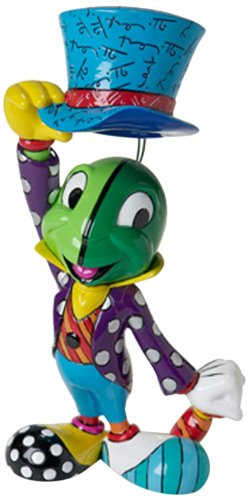 Amazoncom Disney by Britto Jiminy Cricket from Pinocchio Stone