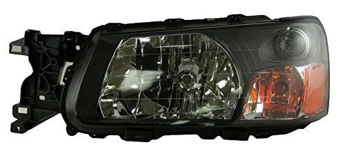 Headlight Headlamp Driver Side Left LH for 03-04 Subaru Forester