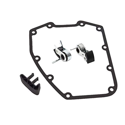 Dasen Cam Chain Tensioner Outer/Inner Complete Kit w/Guide and Cover Gasket For 1999-2006 Harley Twin Cam