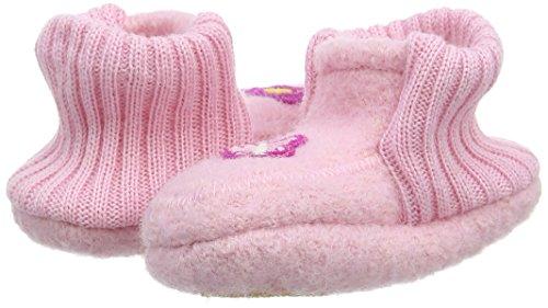 NangaSchmetterling - pantuflas Bebé-Niños Rosa - Pink (Rosa 25)