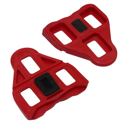 Gio Look Delta Compatible Cleats Red 9 Degree Float
