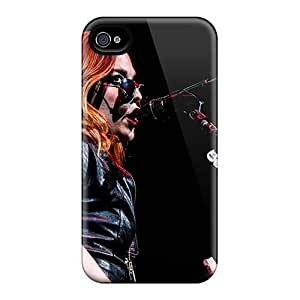 KerryParsons Iphone 4/4s Scratch Protection Phone Covers Provide Private Custom Trendy Breaking Benjamin Series [CXj54fFBG]