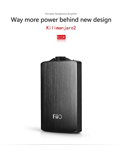 FiiO A3 Portable Headphone Amp