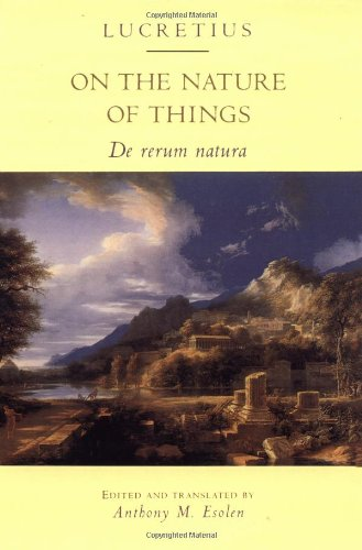 On the Nature of Things: De rerum natura by Brand: Johns Hopkins University Press