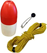 KUFA Sports FWP-100 Float Combo with Crab Trap Float and Polyester Rope Bundle, 5 x 11-Inch