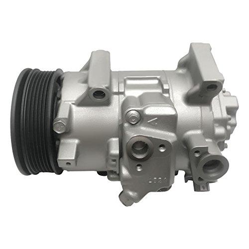 RYC Remanufactured AC Compressor and A/C Clutch FG328 -