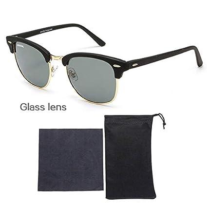 Amazon.com: Kasuki 2019 Top Unisex Classic Gafas de sol para ...