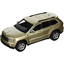 2011 Jeep Grand Cherokee Gold 1/24 by Maisto 31205