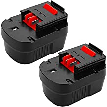 [Patrocinado] Powilling 2Pack 3.5Ah 12V HPB12 Replacement Battery for Black & Decker HPB12 Power Pack 12V A1712 FS120B FSB12 HPB12 A12 A12-XJ A12EX Firestorm FS120B FS120BX Black and Decker 12v Battery