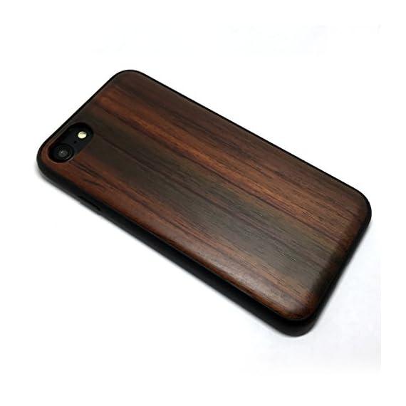 iphone 7 case black wood