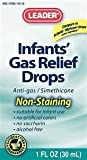 Leader Gas Relief Drops Infant 1 oz (pack of 4)