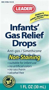 Leader Gas Relief Drops Infant 1 oz (pack of 2)