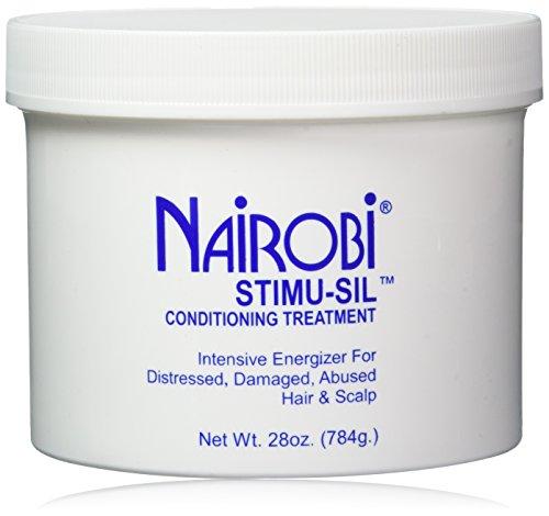 - Nairobi Stimu-Sil Conditioning Treatment, 28 Ounce