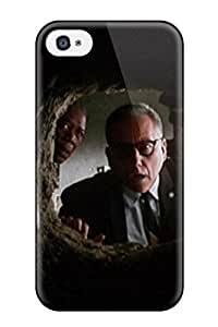 Iphone 4/4s Case Slim [ultra Fit] The Shawshank Redemption Protective Case Cover