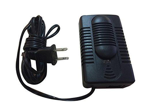' Cord SPT-2 - Lamp Light Dimmer Foot Slider - Black ()