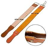 Grandslam Leather Strop for Straight Razor