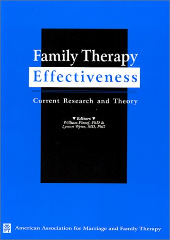 Family Therapy Effectiveness