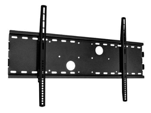 Mount-It! New Universal Fixed Flat Low Profile TV Wall Mount