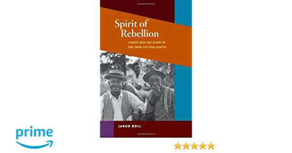 Spirit of Rebellion: Labor and Religion in the New Cotton South