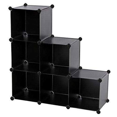 SONGMICS Storage Organizer Bookcase ULPC06H