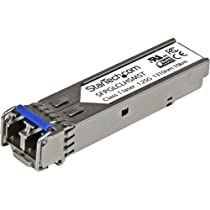 Startech Cisco Compatible Gigabit Fiber Sfp Transceiver Module Sm Lc . 10 Km (Mini. Gbic) . 1 X 1000Base. Lh