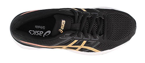 ASICS Gel Apricot Contend Carbon 4 Shoe Black Women's Running 6UHqnZ6