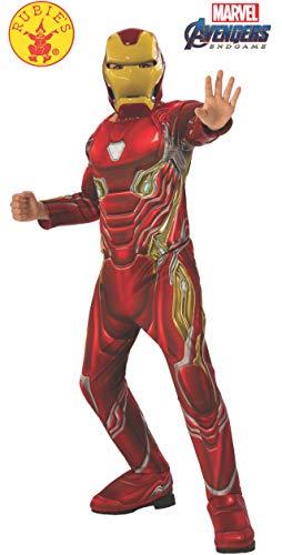 Avengers 4 Deluxe Iron Man Mark 50 Costume & Mask -